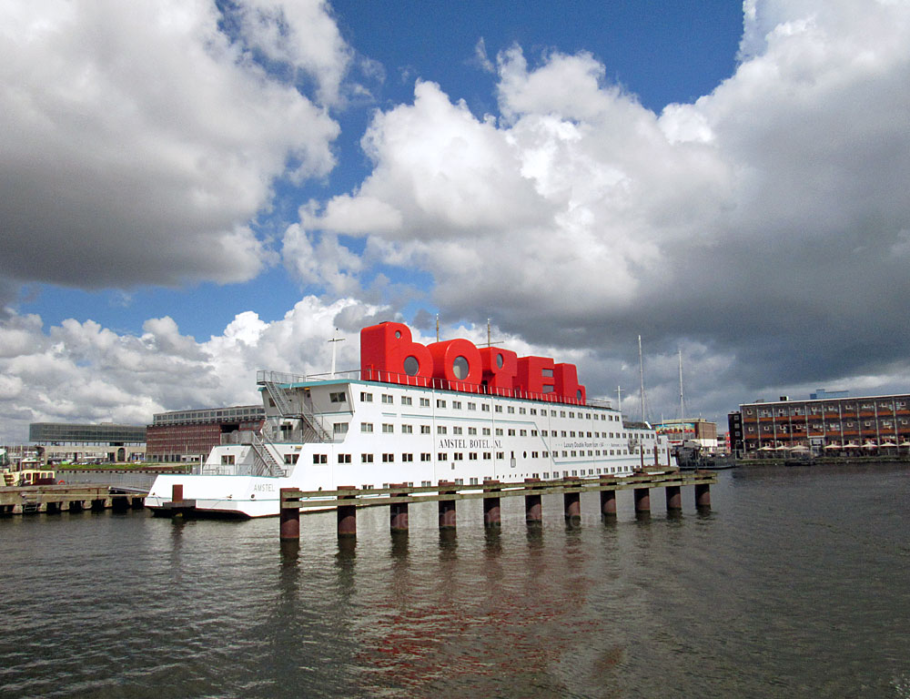 Netherlands Amsterdam River Ij Cruise Clydeside Images